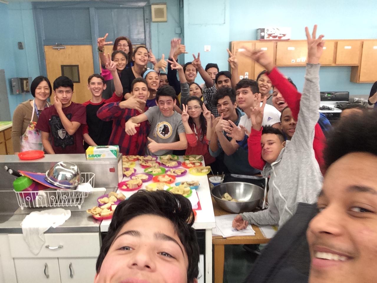 Successful Teaching Kitchen