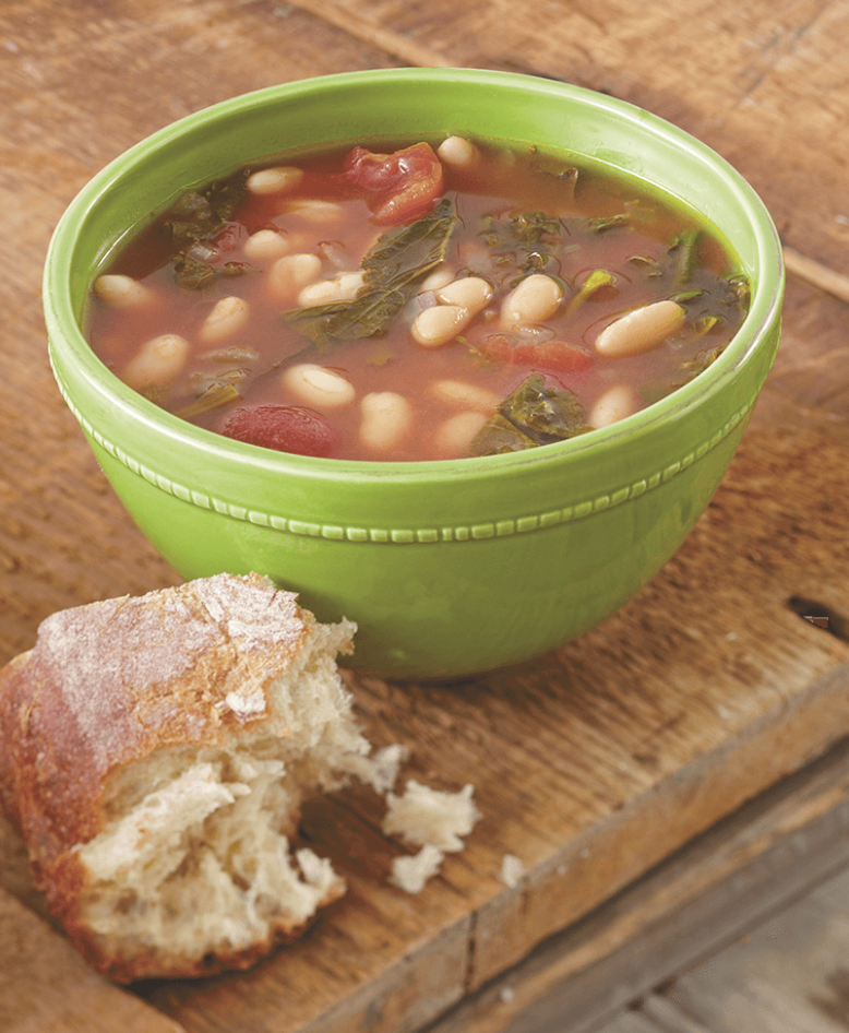 Tuscan Bean Soup | FamilyCook Productions