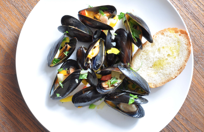 Mussels Provencal | Family Cook Productions