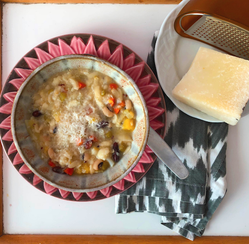 Winter Minestrone | Family Cook Productions
